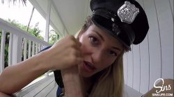 SinsLife – Female Police Officer Gets Fucked by HUGE BIG DICK